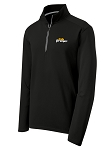 Men's Sport-Wick Textured 1/4-Zip Pullover