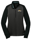 Ladies Nike 1/2 Zip Coverup